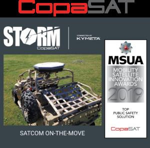 CopaSAT MSUA Award
